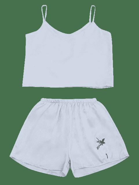 Tank top et shorts floral - Pierre Bleue XL Mobile