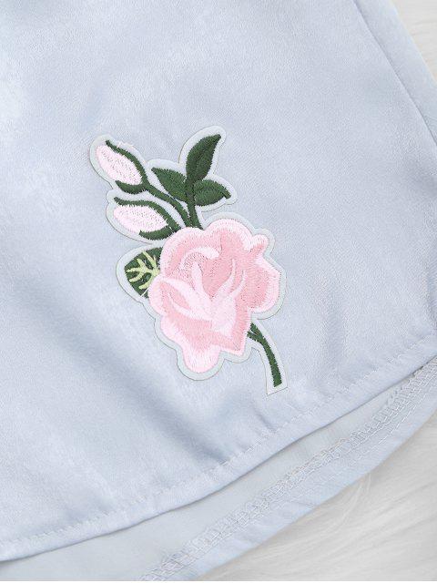 Tank top et shorts floral - Pierre Bleue L Mobile