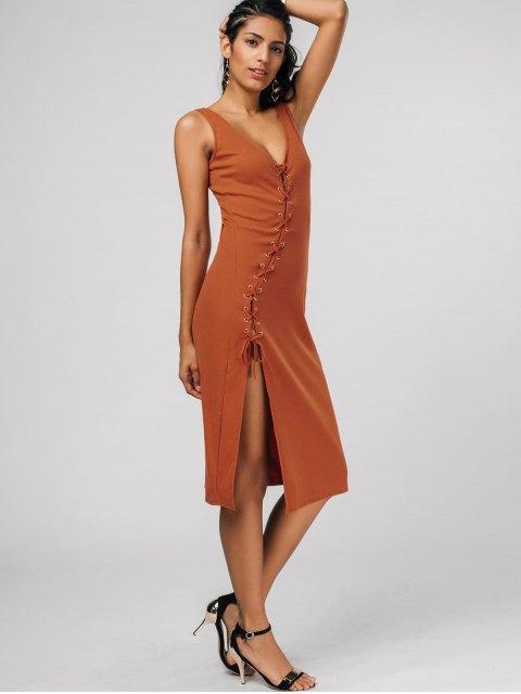 Robe à débardeur - Tangerine S Mobile