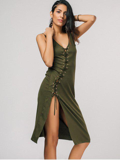 Robe à débardeur - Vert Armée M Mobile