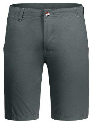 Pantalones Cortos Chino - Gris 30