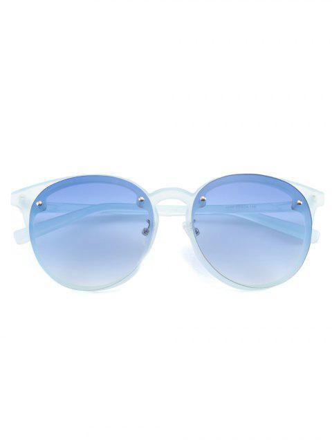 sale Ramp Shader Anti UV Sunglasses - LIGHT BLUE  Mobile