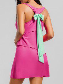 فستان سترة بونوت الظهر - نوع من انواع الحلويات يدعى توتي فروتي Xl