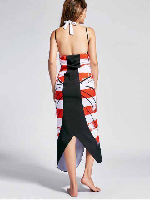 Robe de survêtement pour imprimé papillon - Drapeau de US M Mobile