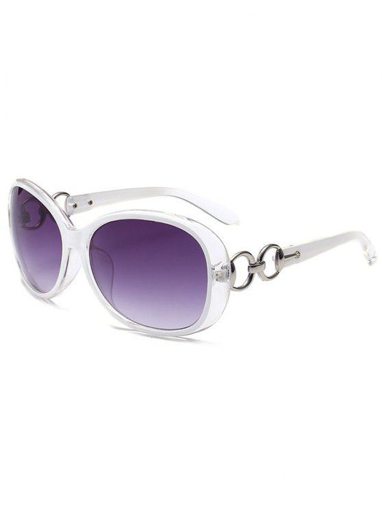 new Anti UVPolarized Sunglasses - WHITE