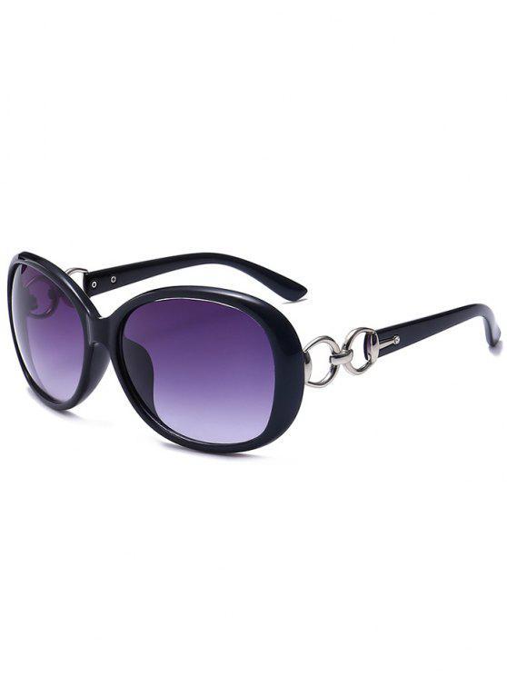 online Anti UVPolarized Sunglasses - BLACK