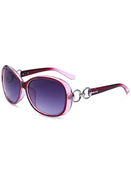 النظارات الشمسية المضادة للأشعة فوق البنفسجية في الهواء الطلق - أرجواني