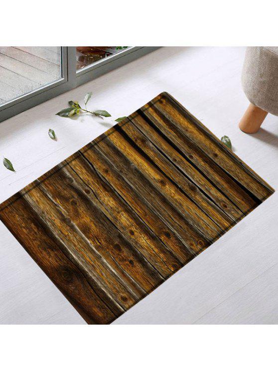 خمر الخشب الحبوب المياه ماص حمام البساط - بنى W20 بوصة * L31.5 بوصة