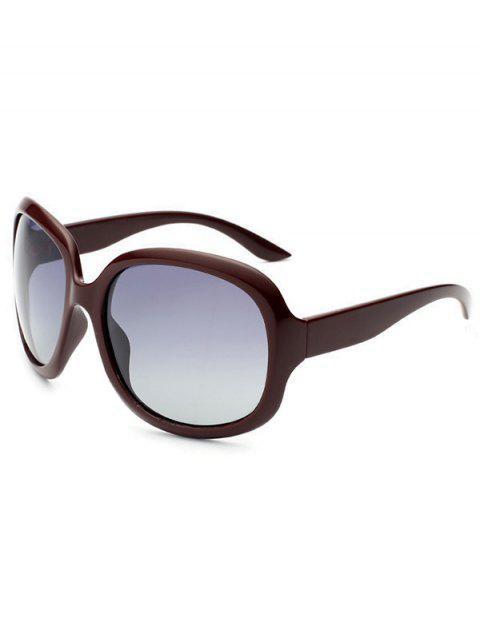 Sonnenschutz UV-Schutz Polarisierte Sonnenbrille - Weinrot  Mobile