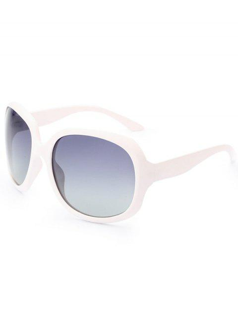 Protección UV Gafas de Sol Polarizadas - Blanco  Mobile