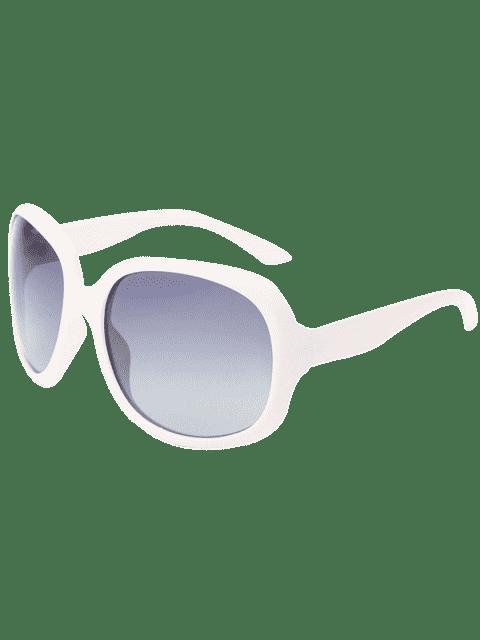 buy Sunproof UV Protection Polarized Sunglasses - WHITE  Mobile