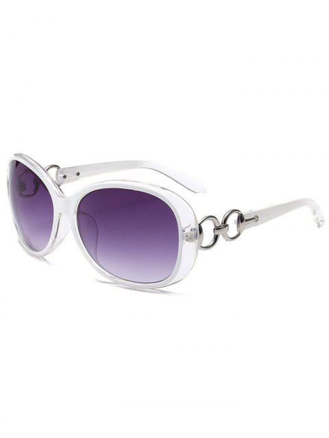 new Anti UV Polarized Sunglasses  - WHITE  Mobile