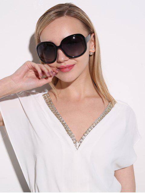 shop Sunproof UV Protection Polarized Sunglasses - BLACK  Mobile
