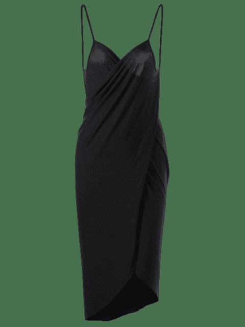 Robe enrubanneuse grand format - Noir 2XL Mobile