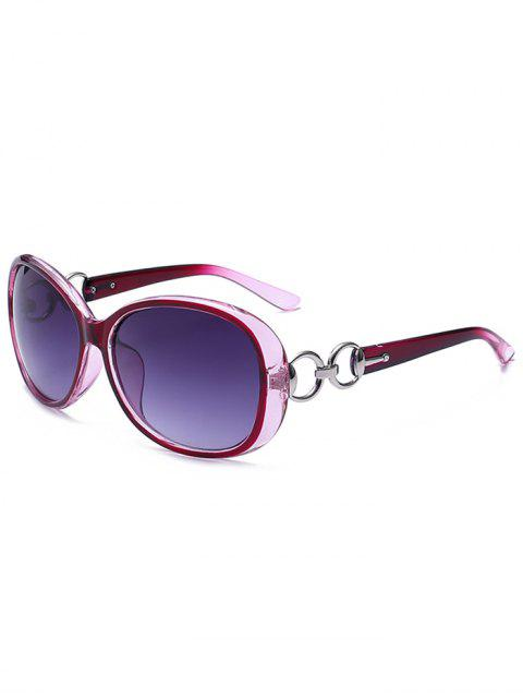 best Anti UVPolarized Sunglasses - PURPLE  Mobile