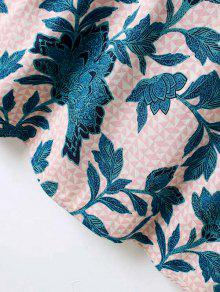 Cami M Top De Floral Estampado Floral qWpfY