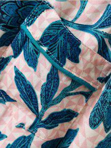 Floral M Top Estampado De Cami Floral 4H4fcr1