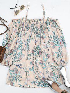 Floral Print Cami Blouse - Floral M