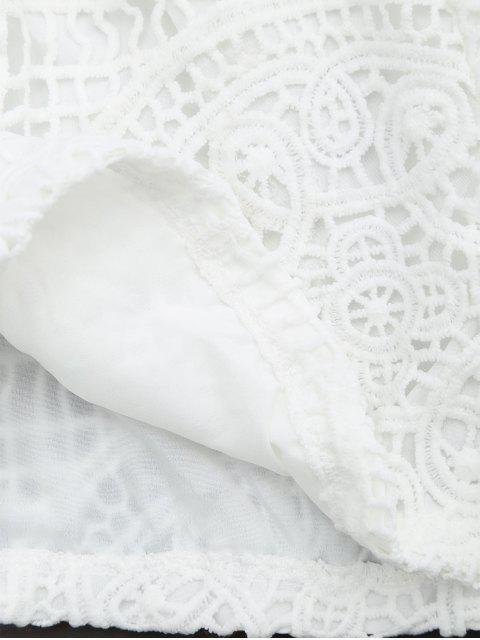 Épave froide à l'épave - Blanc M Mobile