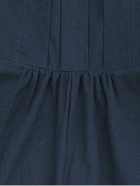 Poches latérales Cami Romper - Bleu Cadette XL Mobile