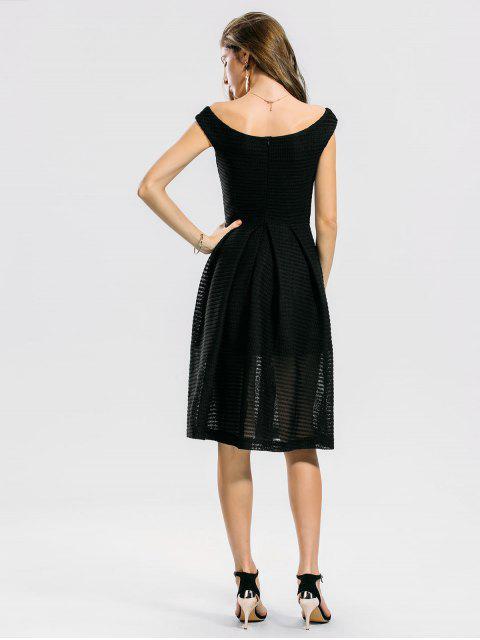 Robe décapotable - Noir 2XL Mobile
