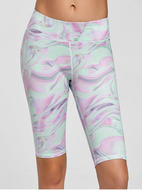 Short frais de course Running Running - ROSE PÂLE S Mobile