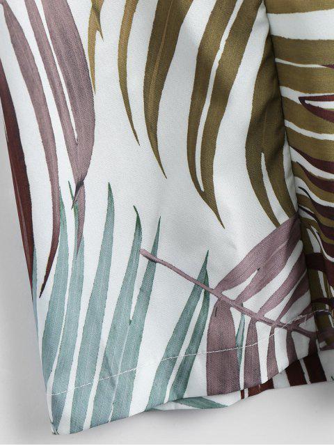 Feuilles imprimées Culotte Pants - Multi L Mobile
