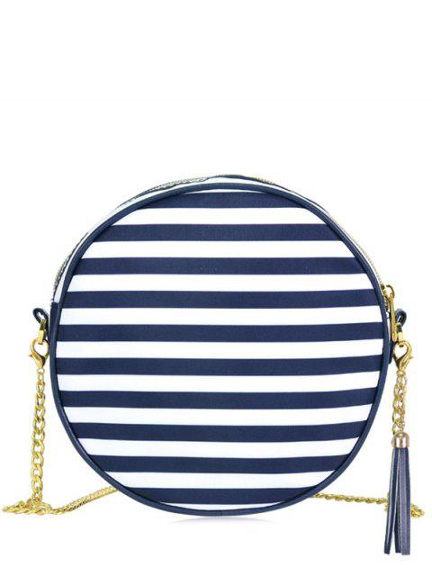 Cuello de Cadena de Canteen Cross Body Bag - Azul  Mobile