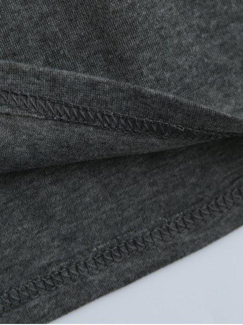 Robe ajustable - Gris S Mobile