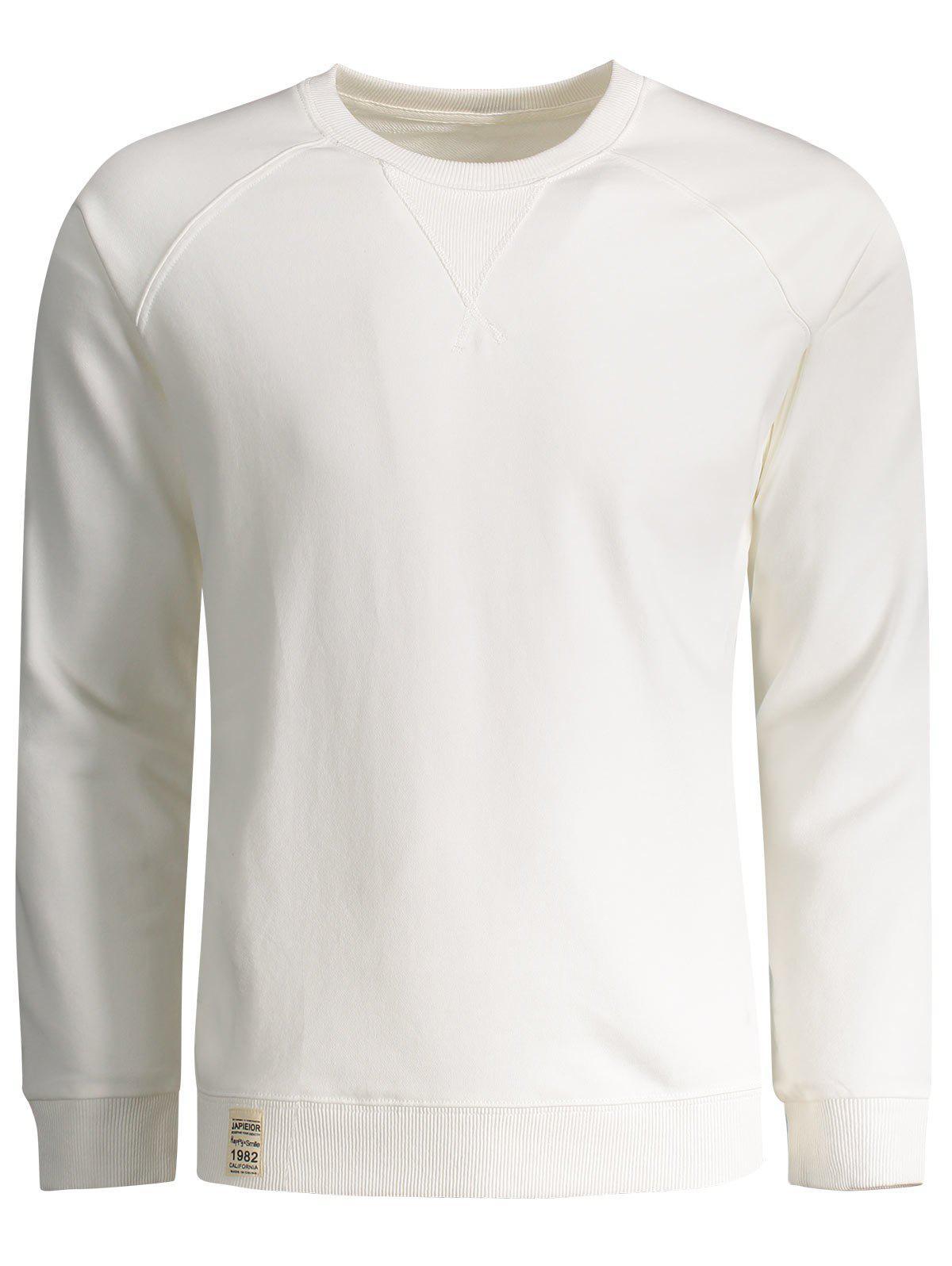 Mens Terry Pullover Sweatshirt