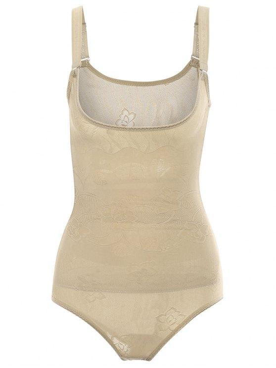 best Tummy Control Corset Bodysuit Body Shaper - COMPLEXION M