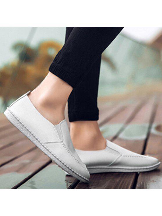 ويبستيتش الانزلاق على أحذية عادية - أبيض 44