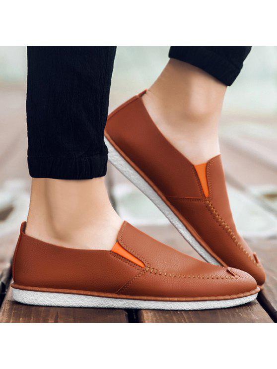 ويبستيتش الانزلاق على أحذية عادية - اصفر برتقالي 41