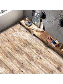 كبير الخشب الحبوب الطباعة الفينيل الطابق ملصق -
