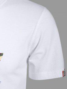 Corta Corta Camiseta Camiseta Corta Manga Manga Gr Camiseta Manga Gr 7AqIw