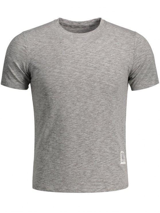 T-shirt Basique - Gris M
