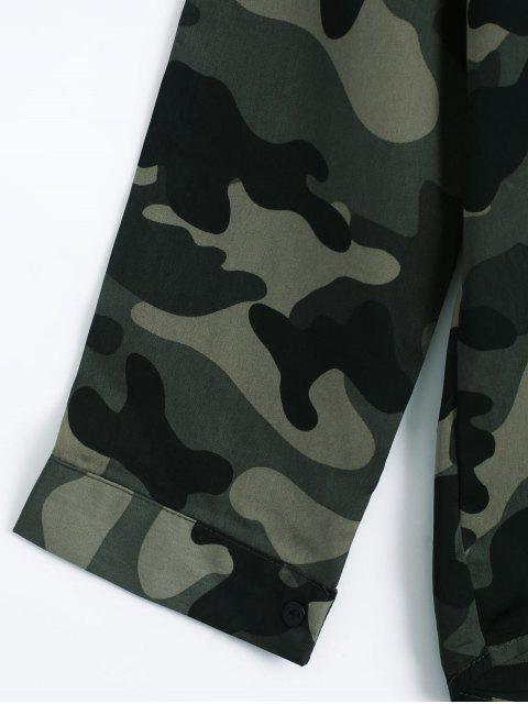 Chemise de camouflage confortable - Camouflage ACU L Mobile