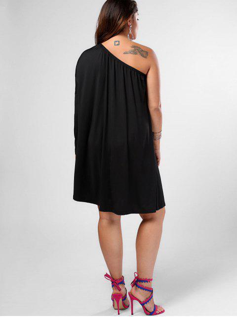 Robe balançoire taille unique - Noir 4XL Mobile