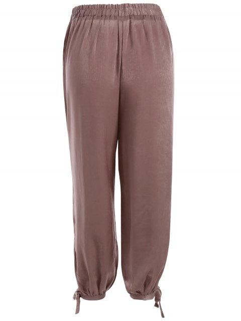 Bowie taille plus Harem pantalons - Anko- rouge XL Mobile