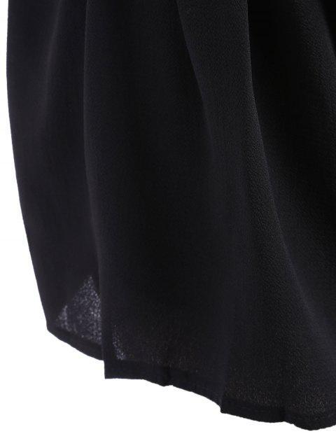 Chaussures à manches longues - Noir 2XL Mobile