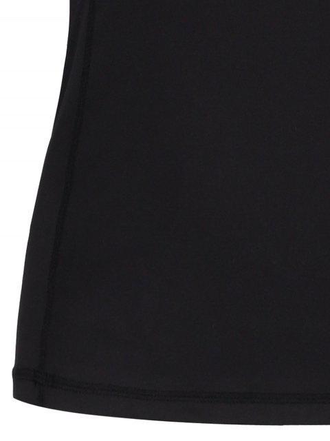 buy Scoop Padded Sporty Top - BLACK M Mobile