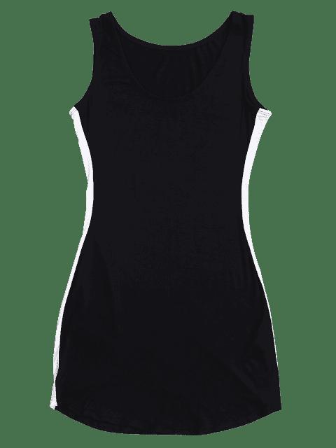 Robe Bodycon - Noir L Mobile