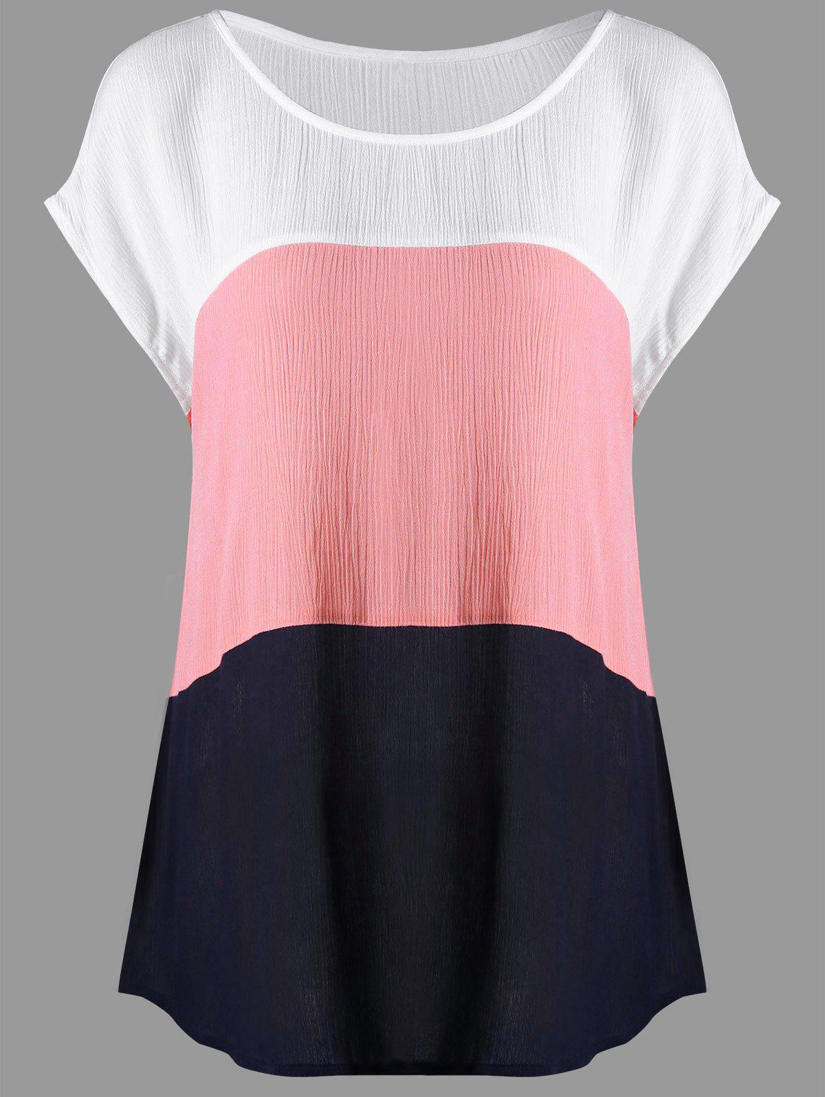 T-shirt manches courtes à manches courtes