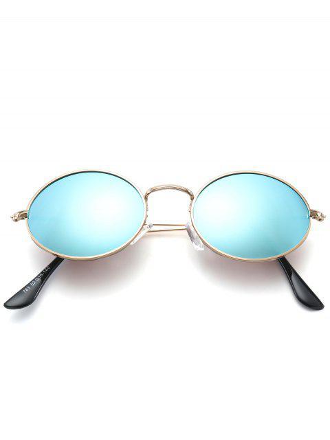 latest Oval UV Protection Sunglasses - AZURE  Mobile