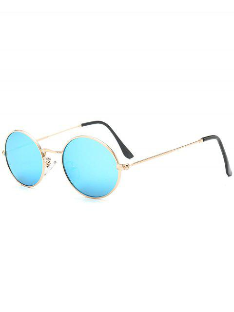 latest Oval UV Protection Sunglasses - AZURE  Mobile
