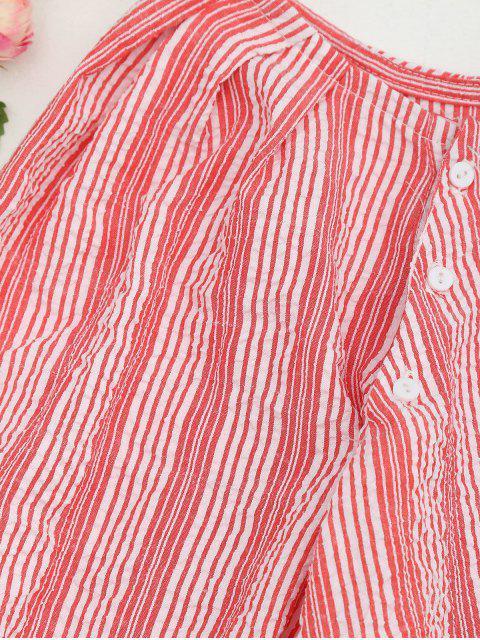 Blouson à rayures boutonnées - Rayure S Mobile