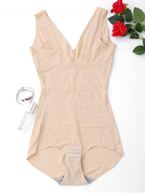 Shapewear für Ganzkörper - Nackt L Mobile