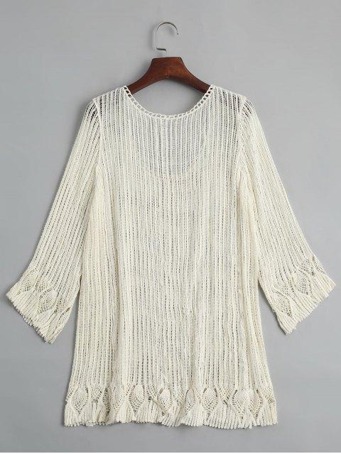 Top Cut Out en Crochet Tricoté - Palomino TAILLE MOYENNE Mobile