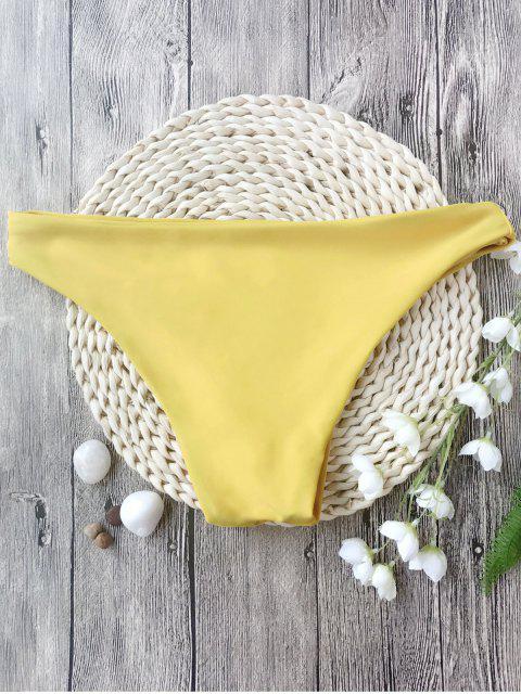 Bas de bikini à bas prix - RAL1012 Tartrazine S Mobile
