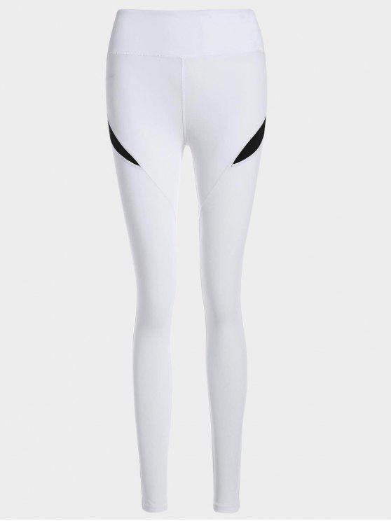 Leggings d'entrainement des collants - Noir L